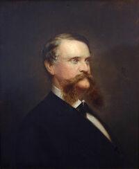 John C Breckinridge by Nicola Marschall