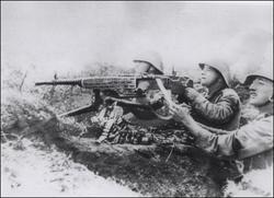 Romanian Troops Transylvania