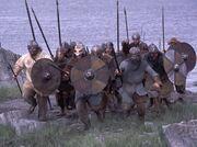 Vikings rading