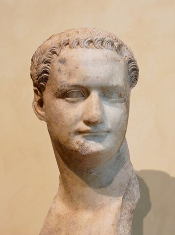 File:Domitian Era Bust.jpg