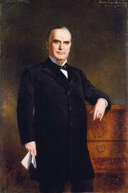 August Benziger - William McKinley - Google Art Project