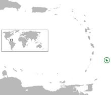 LocationBarbados