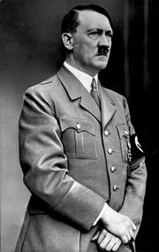 Adolf Hitler - Portrait