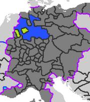 Hessian Map 1465 Z
