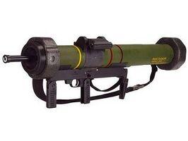 Scimitar Missile Launcher