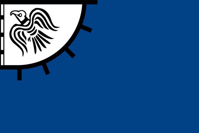 File:Flag of the Nordic Federation (World of the Rising Sun).png