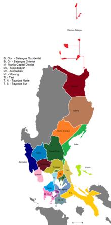 Luzondivision