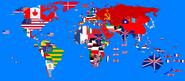 Alt. hist. flag pre WW2 map