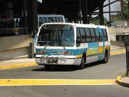 Hazleton Public Transit Bus