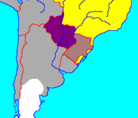 Paraguay Cession US Civil War