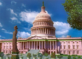 Capitol (women rule the world)