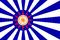 Japan China India Flag