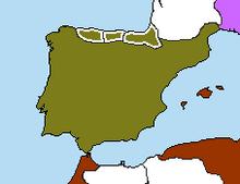 Regnum Hispaniae Visigothorum