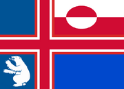 AvARe Flag of Iceland-Greenland Proposal