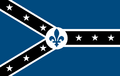 Flag of the Kingdom of Louisiana