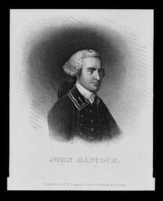 John Hancock portriat