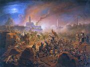 January Suchodolski - Akhaltsikhe siege