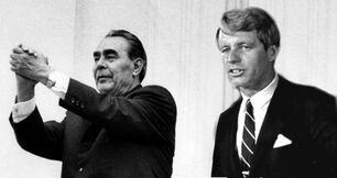 Robert Kennedy Brezhnev