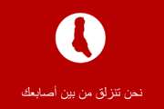 Emirate of the Red Sand - Flag