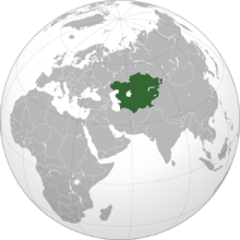 Location Turkestan (TNE)