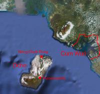 Map of Piokomon (PM)