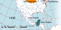 1430 and 1492 (The Haudenosaunee)