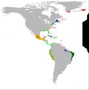 1521 - Americas