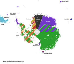 Languages of Antarctica (Great White South)