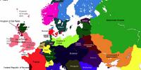 Europe 1430 (Map Game)