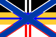A World of Difference Flag of Baranovia