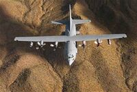 EC-130H airplane