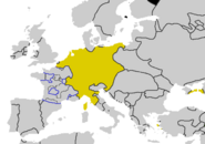 Holy Roman Empire, 1456