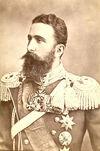 Alexander I of Bulgaria by Dimitar Karastoyanov