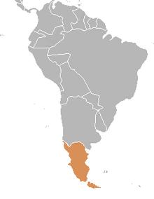 Patagonia 1866