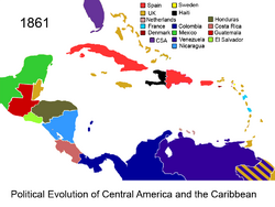 Political Evolution of Central America and the Caribbean 1861 na.png