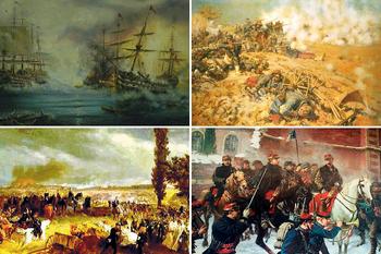 Prussian War Montage (No Napoleon)