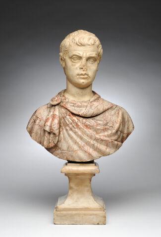 File:2nd Century Roman Bust.jpg