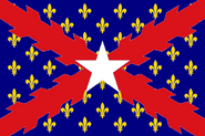A World of Difference Flag of West Florida