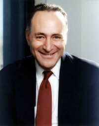 Charles Schumer official portrait