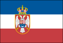 Flag of the Kingdom of Yugoslavia