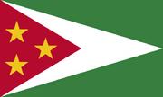 Guyana Doomsday flag