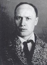 Portrait de Piotr Archinov