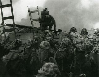 American Marines at Inchon