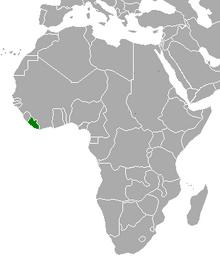 Location of Liberia (Myomi)