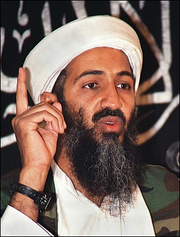 President McCain Osama bin Laden 1