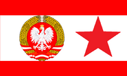 Flag of the Republic of South Poland