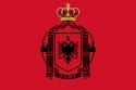 Flag of Albania (1939)