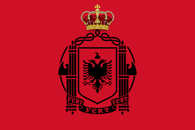 File:Flag of Albania (1939).png