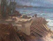 Atlantice Wall Construct