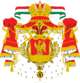 Coat of Arms of Mexico 1821 to 1823
